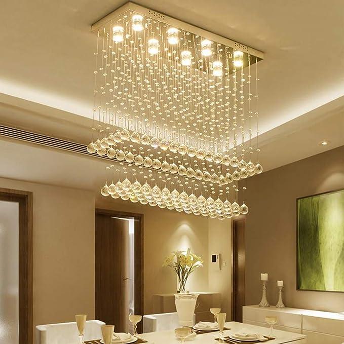 DecentGadget/® Lot de 4 bougeoirs en cristal K9 pour d/écoration de f/ête de No/ël 4 cm + 4 cm + 4 cm + 4 cm