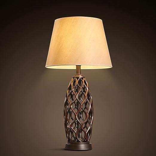 William 337 Lámpara de Mesa Hueco, Luces de la Sala de Estar ...