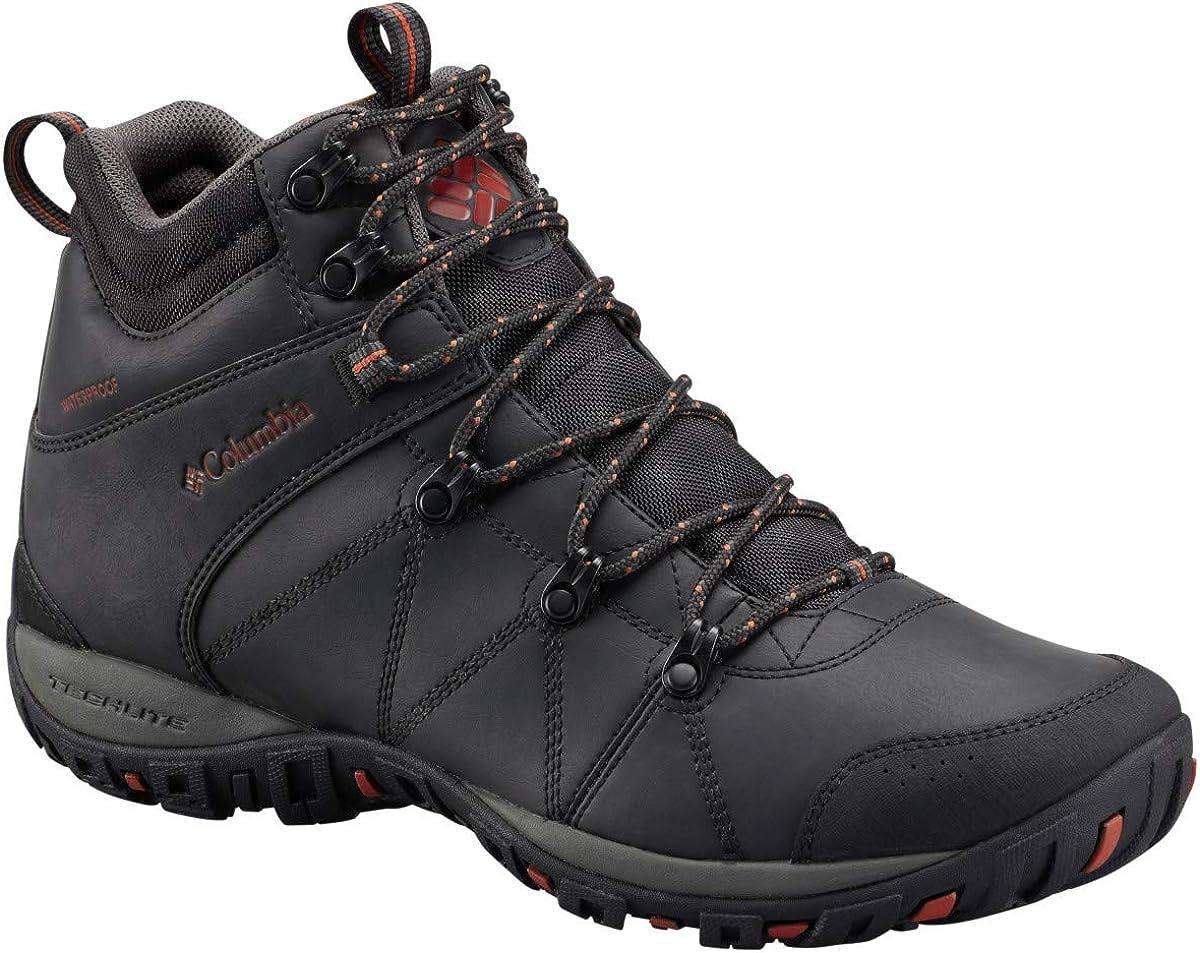 Columbia Men's Peakfreak Venture Mid Omni-Heat Waterproof Wide Hiking Boot