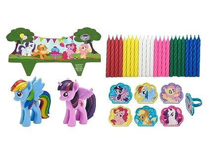Amazon.com: My Little Pony Its A Pony Party - Decoración ...