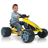 INJUSA 412 Go-Kart - Flecha a pedales