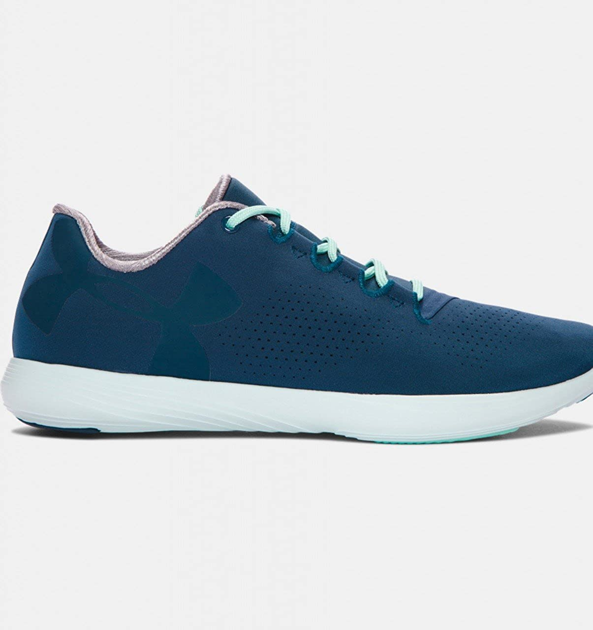 sklep internetowy Kup online spotykać się Under Armour Women's UA Street Precision Low Nova Teal/Crystal/Nova Teal  Athletic Shoe