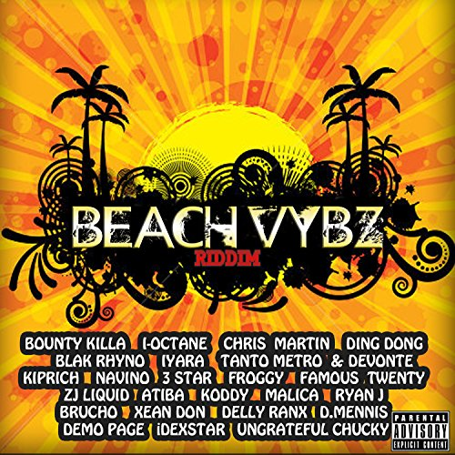 Beach Vybz Riddim [Explicit]