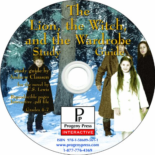 The Lion, the Witch and the Wardrobe Study Guide CD-ROM