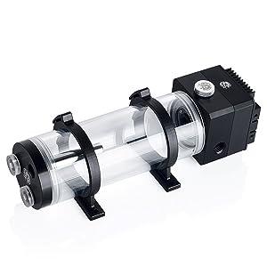 Bitspower PWM DDC Pump Reservoir Combo 150 with RGB Lighting