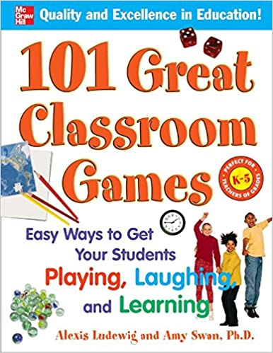 indoor recess classroom games