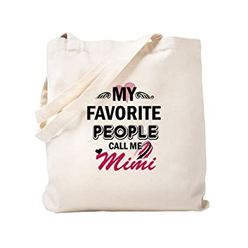 2f2454c3e159 Amazon.com  CafePress - My Favorite People Call Me Mimi - Natural ...