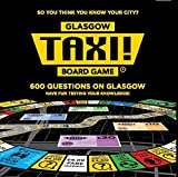 Glasgow Taxi Board Game (New Edition) by Taxi Board Game