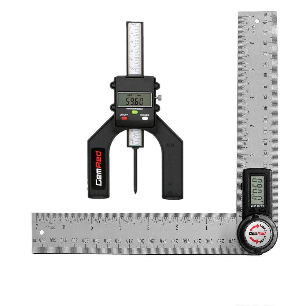 GemRed Digital Angle Finder Smart Tool Set GR903(Angle Finder Set903)
