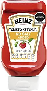 product image for Heinz No Salt Added Tomato Ketchup (14 oz Bottles, Pack of 6)