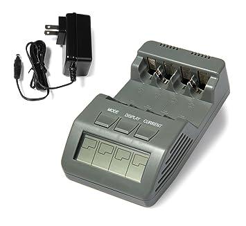 Amazon.com: BT-C700 Cargador de batería Analizador Tester ...