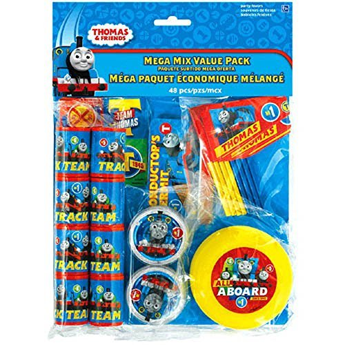 Thomas the Tank Engine 'All Aboard Friends' Favor
