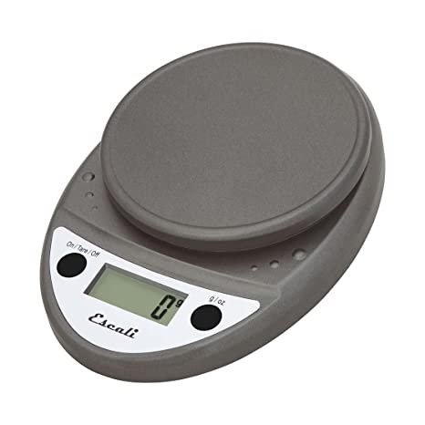 Escali Primo P115m Premium Precision Food Scale For Baking And Cooking Lightweight And Durable Design Lcd Digital Display Lifetime Ltd Warranty