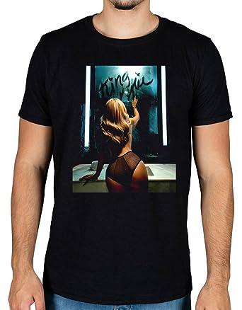 84b194fb Amazon.com: Kylie Jenner King Kylie T-Shirt Kardashian Kim Kanye ...