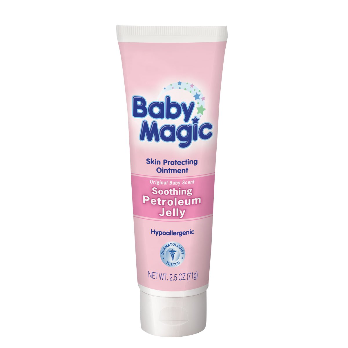 Baby Magic Soothing Petrolleum Jelly, Original Baby Scent, 2.5 Ounces (Pack of 2