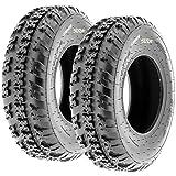 Set of 2 SunF A031 ATV Tire 21x7-10,4 Ply