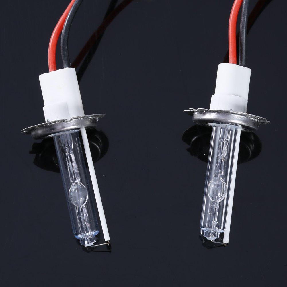 2 Starnearby H7/75/W 6000/K HID Xenon lampada H7/75/W auto HID Xenon lampada