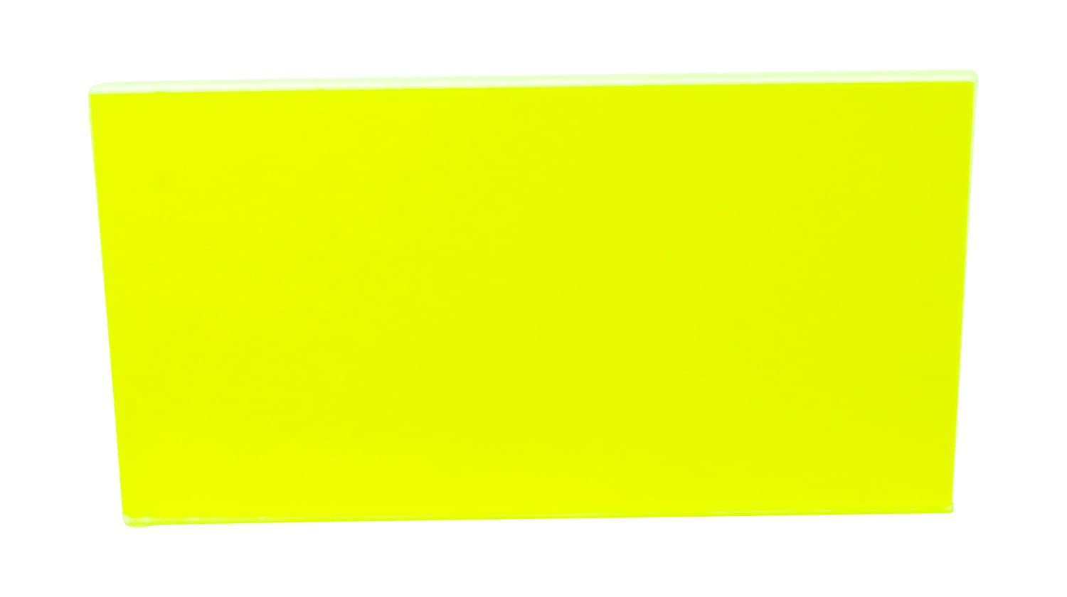 "Cheap Falken Design Corporation FLUOR-GN9093-1-8/1224 Plastic Acrylic Plexiglas Lucite Acrylic Fluorescent Green Sheet, Transparent 92%, 12"" x 24"", 1/8"" Thick supplier"