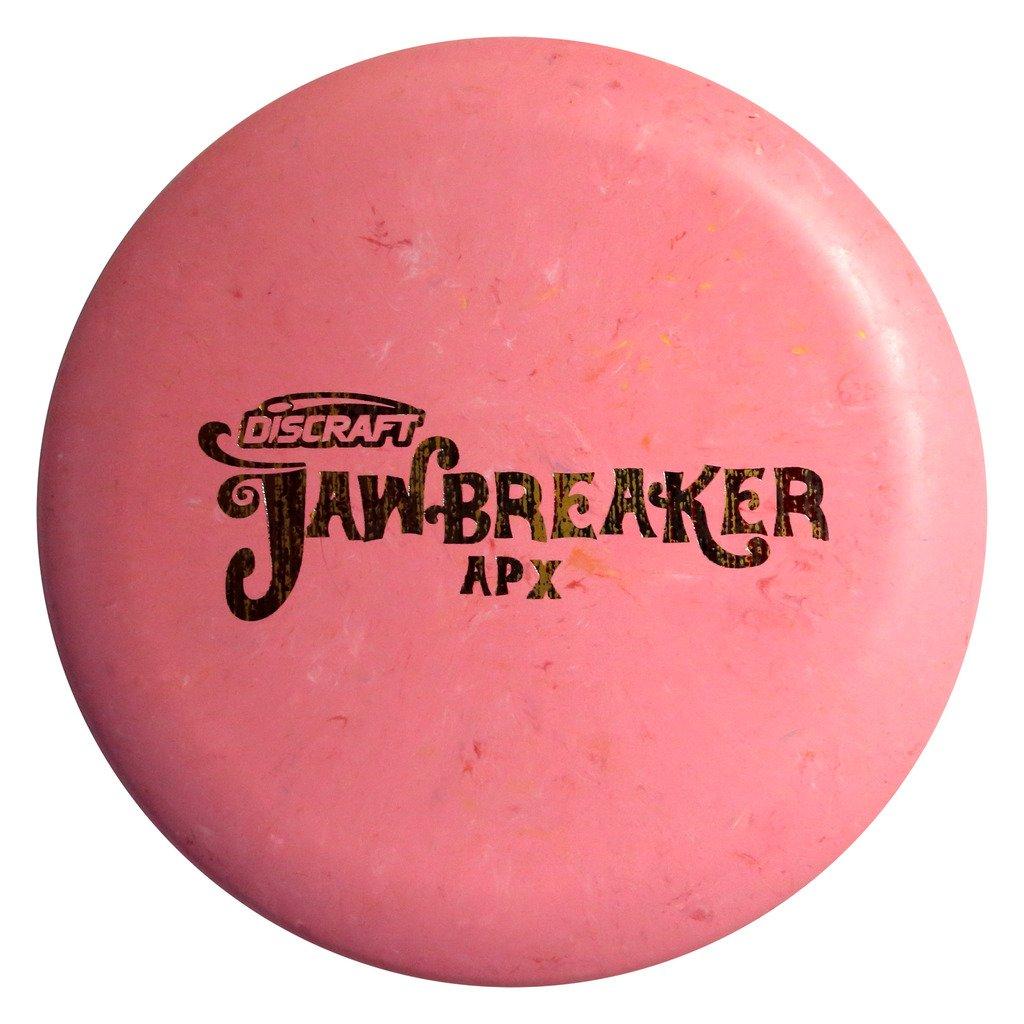 店舗良い Discraft Jawbreaker APX [ May Putt and Approach Golf Disc B06Y188Y1D [ Colors May Vary ] 173-174g B06Y188Y1D, eSPORTS楽天支店:0d4ffe15 --- domaska.lt