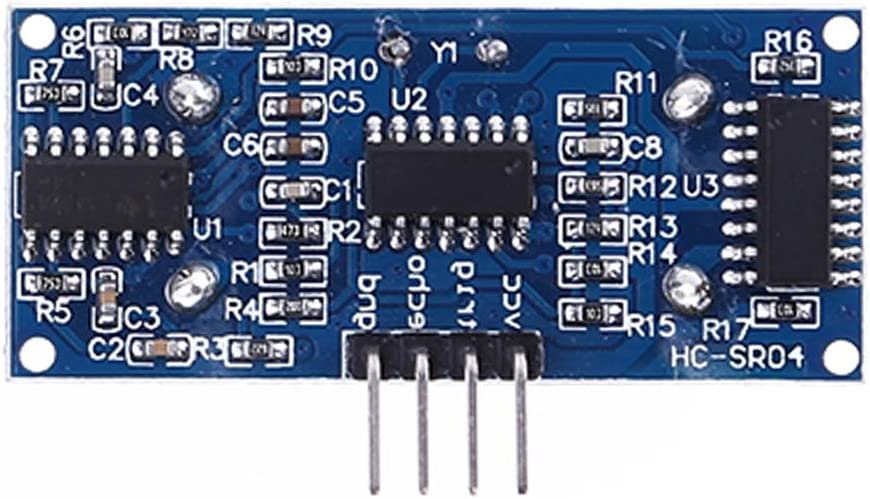Asiproper 5/pcs module /à ultrasons Hc-sr04/Distance Capteur de mesure pour Arduino