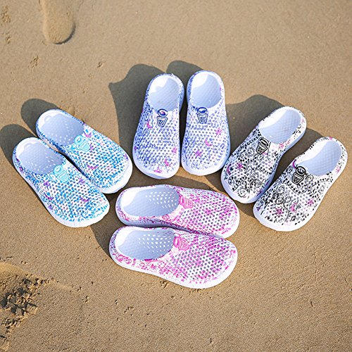 Slippers C Eagsouni Purple Men Shoes Quick Slip Anti Summer Casual Clogs Drying Women Walking Beach Garden Unisex Sandals F0FTRS