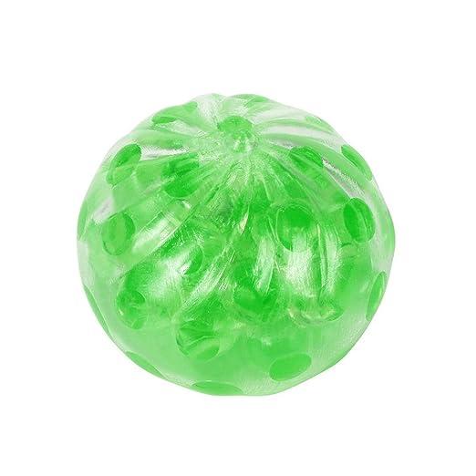 mingfa Squishy pelota antiestrés bola de malla esponjosa Tofu Bun ...