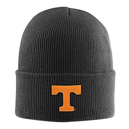 (NCAA Tennessee Volunteers Acrylic Watch Hat, Black, One)