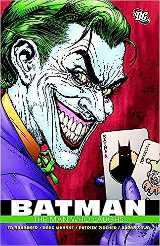 Batman The Man Who Laughs TP (Joker): Amazon co uk: Ed Brubaker