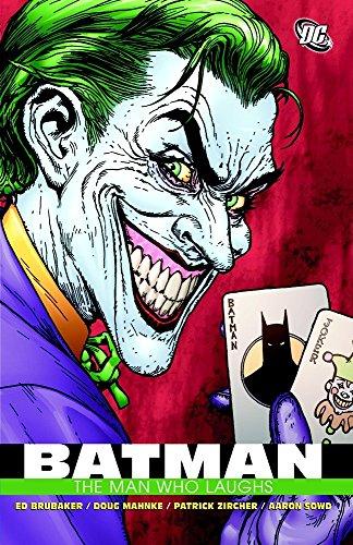 Batman: The Man Who Laughs by DC Comics