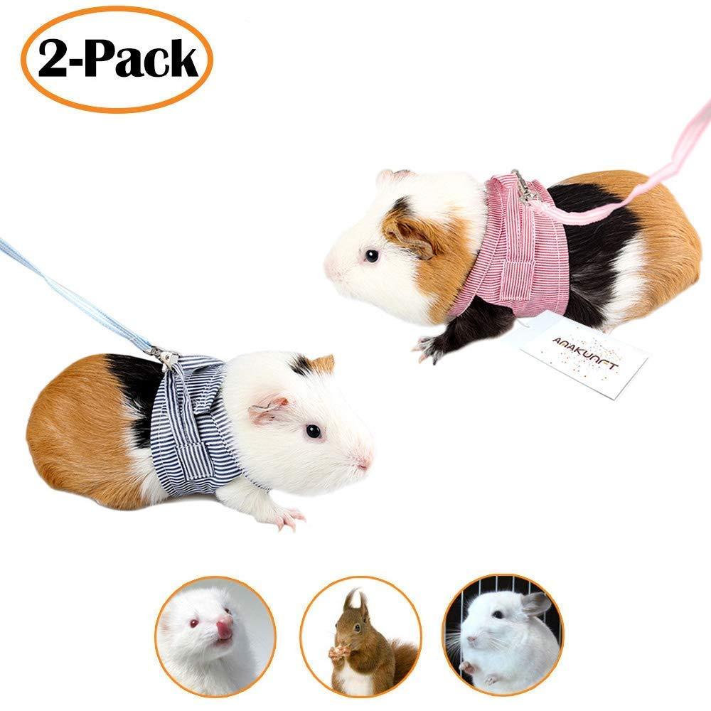 BABYSq Pet Hamster Chaleco Arneses Correa De Tracción Al Aire ...