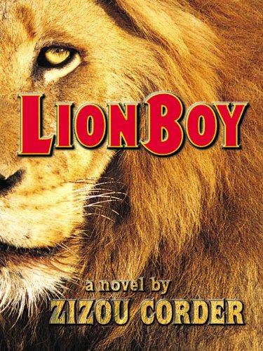 Lionboy by [Corder, Zizou]