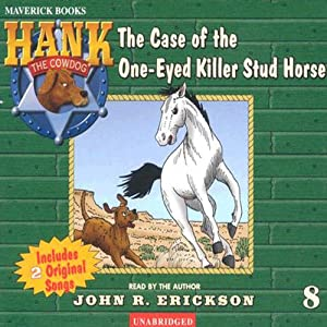 The Case of the One-Eyed Killer Stud Horse Audiobook