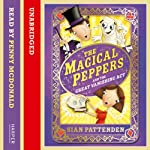 The Magical Peppers and the Great Vanishing Act: Peppers, Book 3 | Sian Pattenden