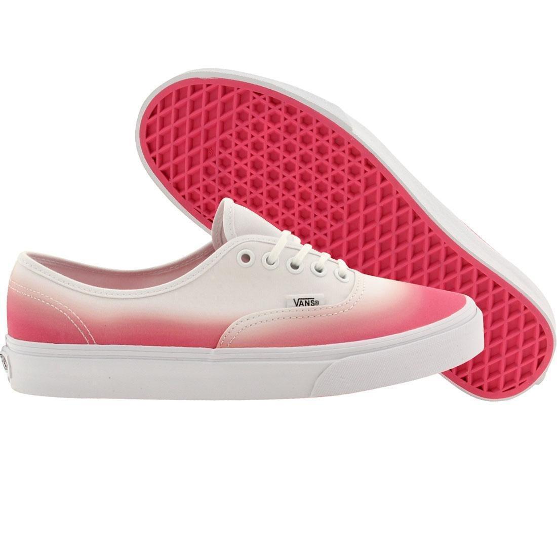 Vans Authentic Ombre Pink/True White Women 4 by Vans
