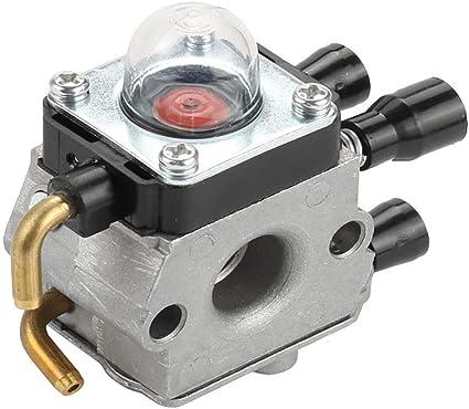 Vergaser Kit für Stihl FS38 FS45 FS46 FS55 FS55R FS55RC KM55 HL45 KM55R FS45C