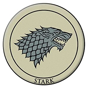Amazon.com: Game of Thrones House Stark Patch