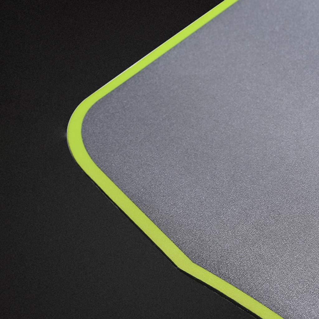 Mingteng Ratón de Juego Oficina Duro de Oficina Juego Extragrande 335  225  2.5cm - Alfombrilla de ratón de Baja fricción y Alto Rendimiento optimizada para sensores de Juego (Color : 2) 24130f