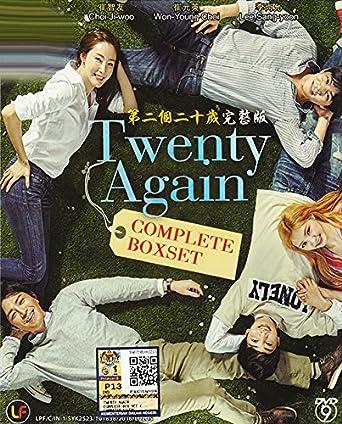 Amazon com: Twenty Again - Second 20s (3-DVD Version, with