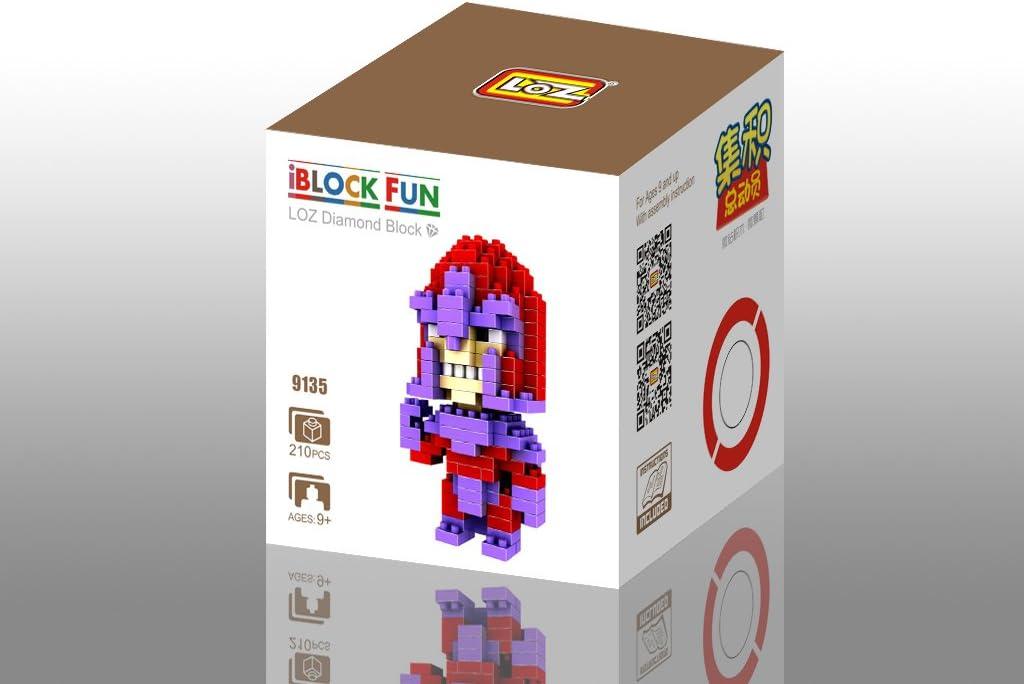 iBlock Fun- Bloques construcción miniatura LOZ (Novatech 9135) , color/modelo surtido: Amazon.es: Juguetes y juegos
