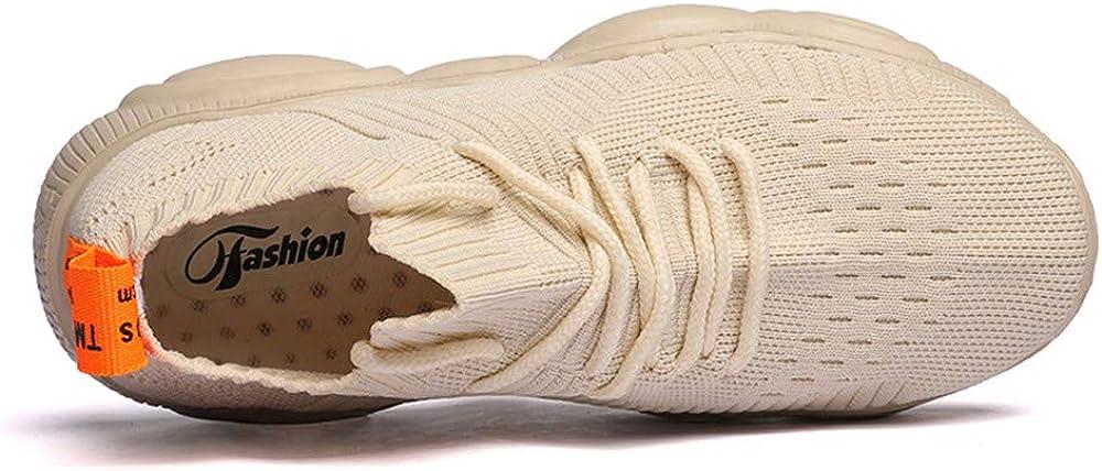 Pamray Kids Sport Shoes Boys Girls Tennis Athletic Walking Jogging Slip on Sneakers