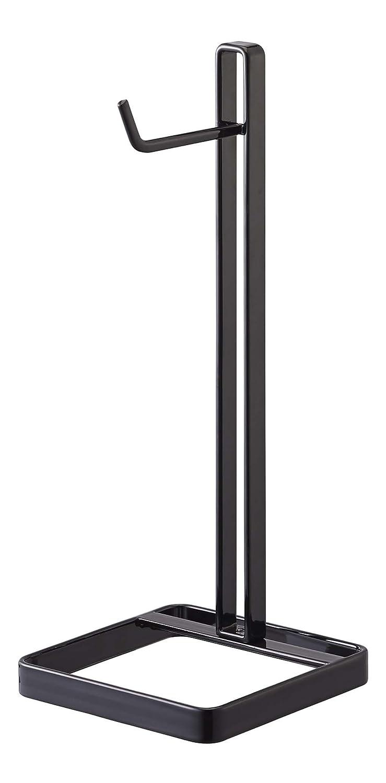 YAMAZAKI home Bautes Round Headphone Stand, Black Yamazaki USA INC. 2292
