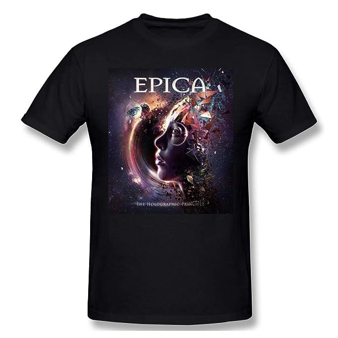 Kleidung & Accessoires The Holographic Principle T-shirt Fanartikel & Merchandise Epica