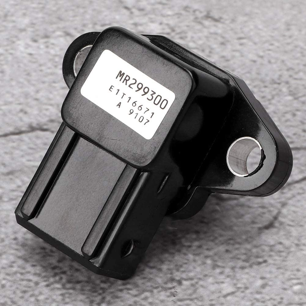 KSTEl Aire de admisi/ón de presi/ón de Empuje Mapa Sensor MR299300 Fit Compatible with Mitsubishi Pajero Montero Sport L200