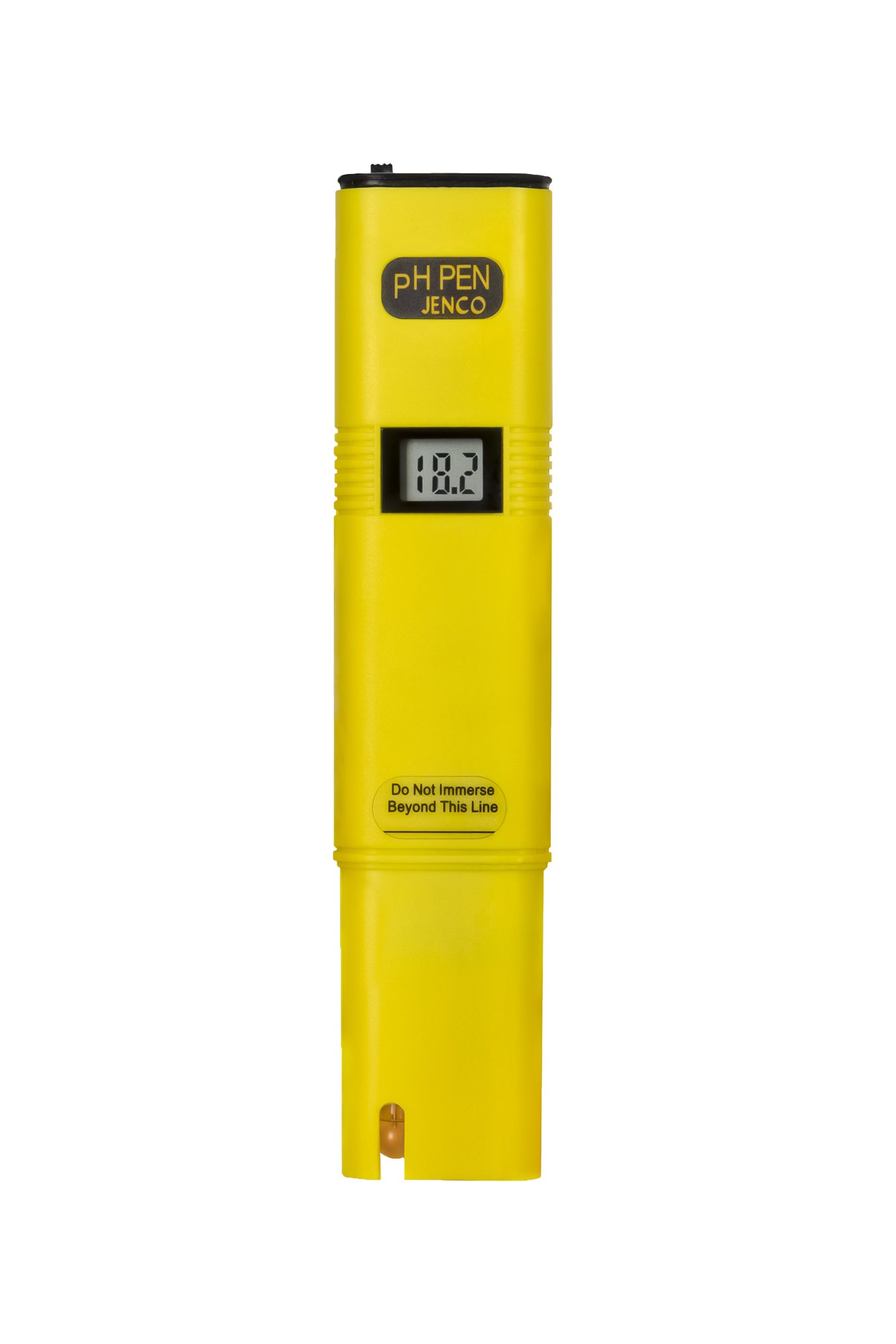 Jenco pH 610 Portable Pocket Meter Tester Pen for Hydroponics, Pools & Spas, and Aquariums