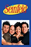 "MCPosters Seinfeld TV Show Series Poster GLOSSY FINISH - TVS677 (24"" x 36"" (61cm x 91.5cm))"