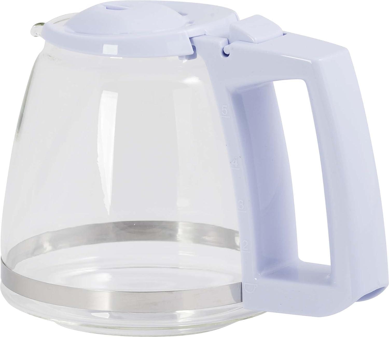 Ersatz-Kanne Typ 120 Melitta Glaskanne grau für Kaffeemaschine M720 Single 5