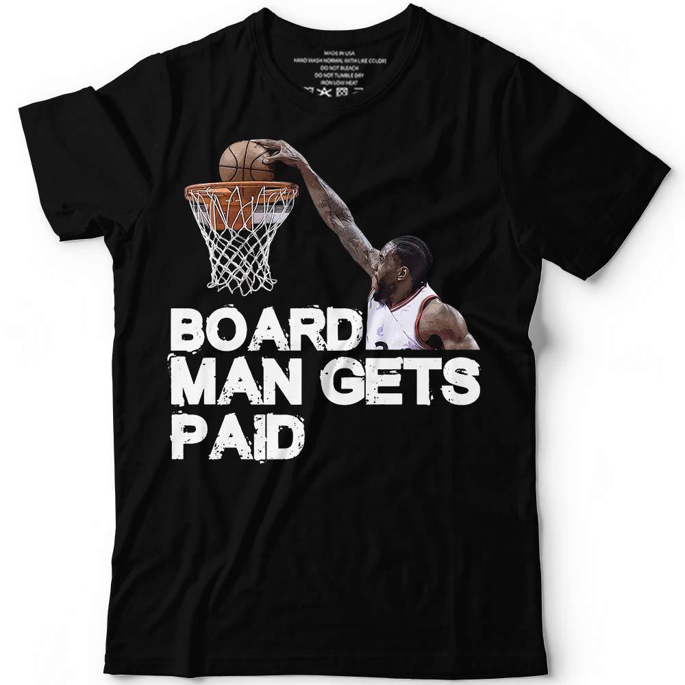 Board Man Gets Paid Shirt Kawhi Basketball Toronto Champions Customized Handmade Tshirt Tank Top