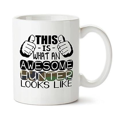 Coffee Mug Fathers Day Gift Dad Birthday Husband Boyfriend Grandpa Hunting
