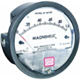 "Dwyer Magnehelic Series 2000 Differential Pressure Gauge, Range 0-1.0""WC & 0-250 Pa"