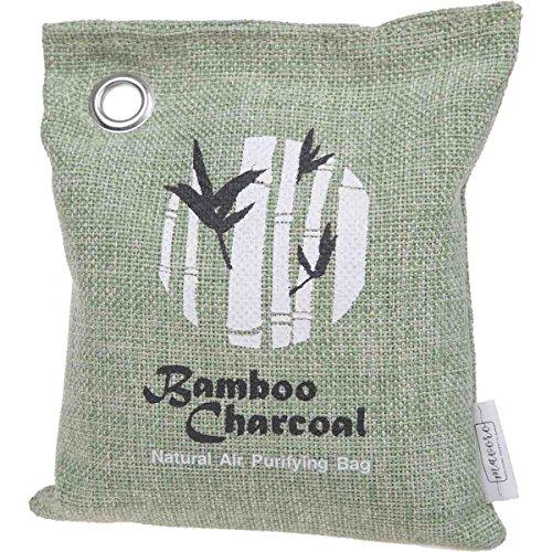 Natural Air Purifying Bag  Fragrance Free Deodorizer  Odor Eliminator For Cars  Closets  Bathrooms   Charcoal Bag   Pet Friendly